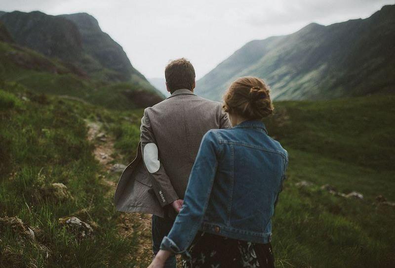 遇見是兩個人的事,可離開卻是一個人的決定