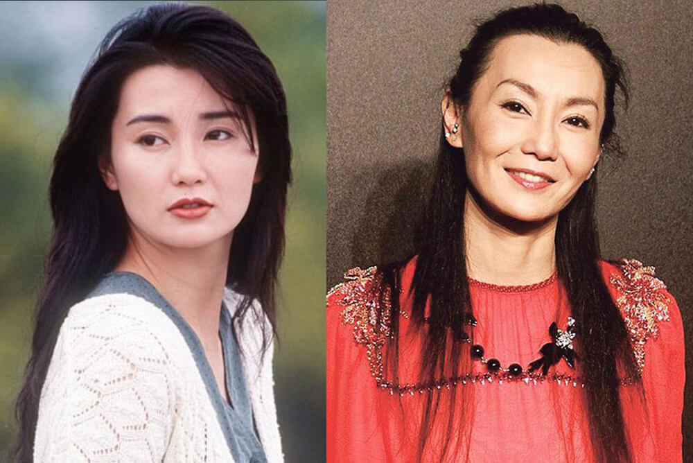八、九十年代香港女神